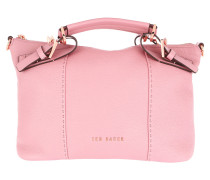 Salbett Bridle Handle Small Tote Pink