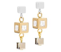 Ohrringe Earrings with stickpin