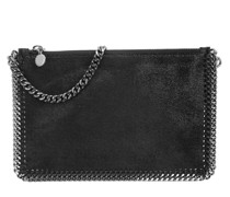 Pochette Purse Shaggy Deer Black