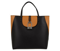 Tasche - Caballito Shopping Bag Black/Brown