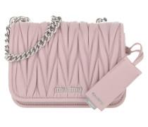 Tasche - Bandoliera Matelassé Crossbody Bag Mughetto