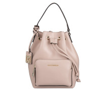 Minibag Bucket Rose Beuteltasche