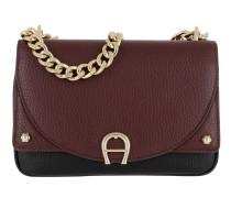 Umhängetasche Diadora Crossbody Bag Extra Small Burgundy