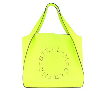 East West Tote Large Yellow Umhängetasche