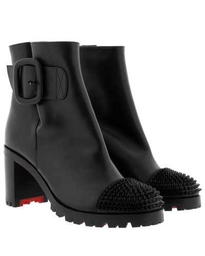 Boots Olivia Snow Ankle Boots Leather Black schwarz