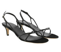 Sandalen Sandals Leather Black