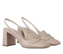 Pumps & High Heels Slingback Leather