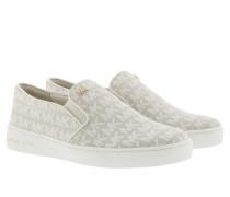 Keaton Slip On Optic White/Ivory Schuhe beige