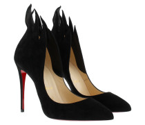 Victorina 100 Pumps Suede Black