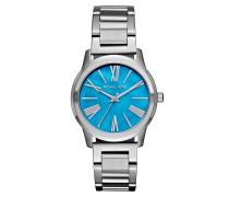 Armbanduhr - Ladies Hartman Silver-Tone Watch