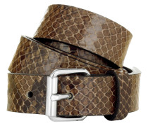Kleinleder - Ley-P Belt Brown