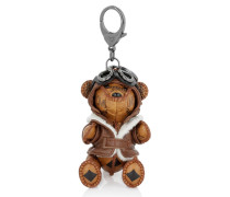 Animal Charm Bear FFF Cognac