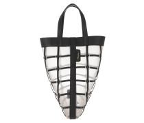 Tote Billie Mini Twisted Cage Bag Black