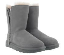 W Marice Geyser Schuhe silber