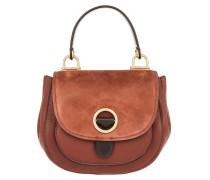 Isadore SM Messenger Bag Brick/Gold Umhängetasche