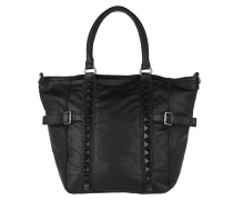 New YorkB Handbag Black Tote