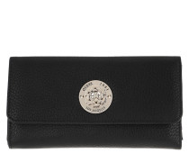 Portemonnaie Belle Isle Wallet Pocket Trifold Black