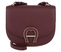 Pina Mini Umhängetasche Bag Burgundy