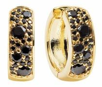 Ohrringe Novara Circolo Earrings Black