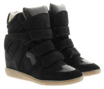 Bekett Sneakers Suede Black Sneakerss