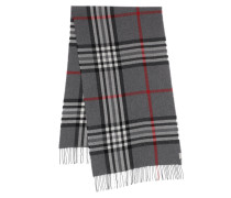 Accessoire Cashmere Scarf Mid Grey