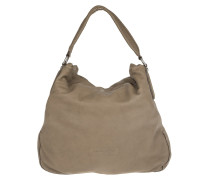 Yokohama Vintage Hobo Bag Tosa Inu Brown braun
