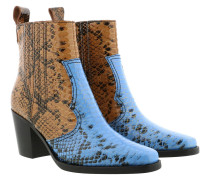 Boots Ankle Brunnera Blue