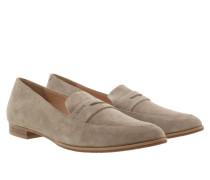 Ismene Suede Loafer Schuhe