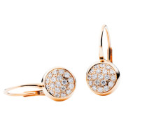 Ohrringe Earrings Dolcini Rosegold