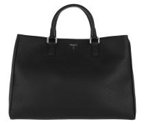 Lorelei Shopper Bag Cachemire Nero Umhängetasche