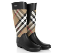 Boots & Booties - LF Clemence Rainboot House Check