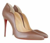 Pumps & High Heels Hot Chick 100MM Nappa Calfskin Leather