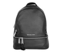 Rucksack Rhea Zip Medium Backpack Black