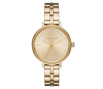 Bridgette Ladiesmetals Watch Armbanduhr