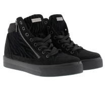 Sneakers - Guya Printed Sneaker Black