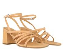 Sandalen & Sandaletten Lou Sandals Soft Nubuk