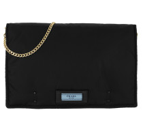 Tricot Clutch Bag Nero/Astrale Pochette