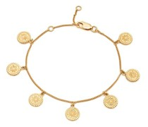 Armband Eternal Sun Multi Coin Bracelet