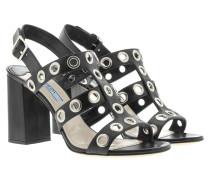 Sandalen - Calzature Donna Sandale Vitello Lux Nero