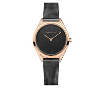 Uhr Watch Classic Uni Black