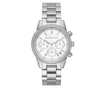 Ritz Watch Silver Armbanduhr