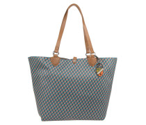 Tasche - Carmen Shopping Bag Multicolor