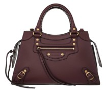 Tote Neo Classic Small City Bag Leather Burgundy