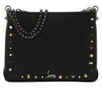 Triloubi Bag Small Spikes Black/Multimetal Umhängetasche