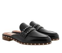 Rockstud Soul Mules Black Schuhe