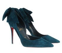 Pumps Rabakate 100 Suede Captaine