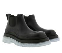 Boots & Stiefeletten Tire Ankle Boot Vegetal Calfskin
