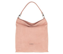 Hobo Bag Keyla Suede New Pivoine