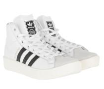 Allround OG High Top White/Black/Gold Metallic Sneakerss weiß