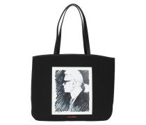 Tote Legend Canvas Bag Black